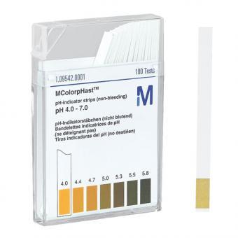Spezial-Indikatorpapier Merck