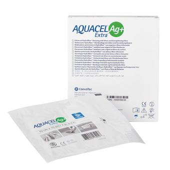 Aquacel Ag Plus Convatec